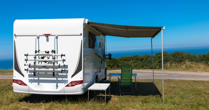 Freies Campen an Frankreichs Atlantikküste