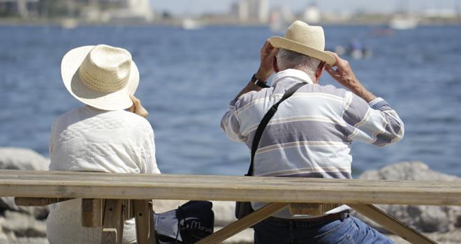 Urlaub mit Senioren in Frankreich