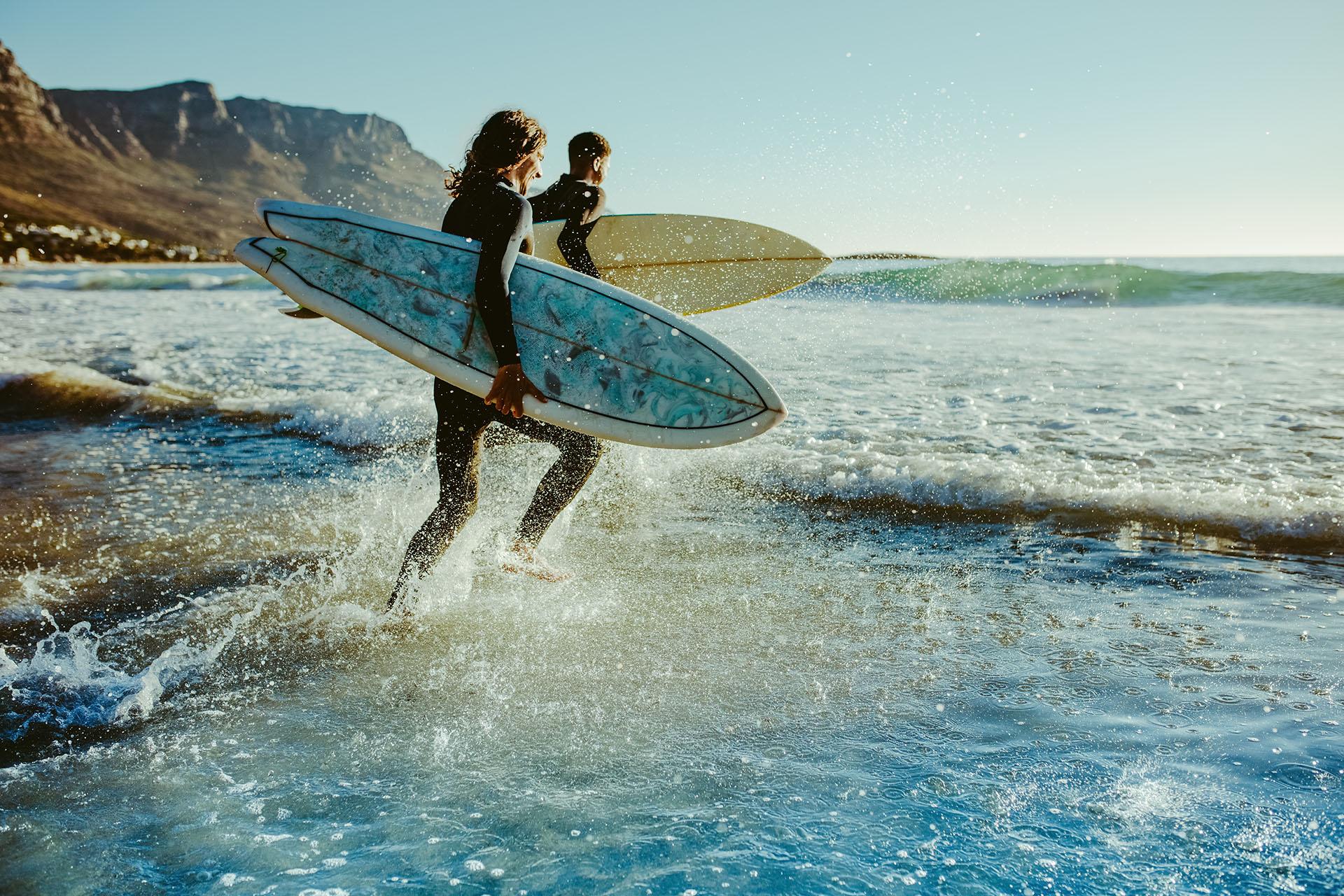 Surfcamps in Frankreich