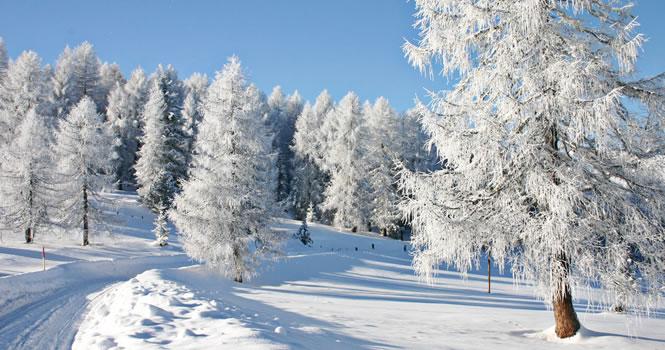 Winterurlaub in Frankreich