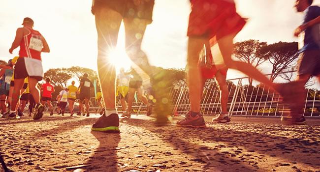 Marathonstrecken in Frankreich