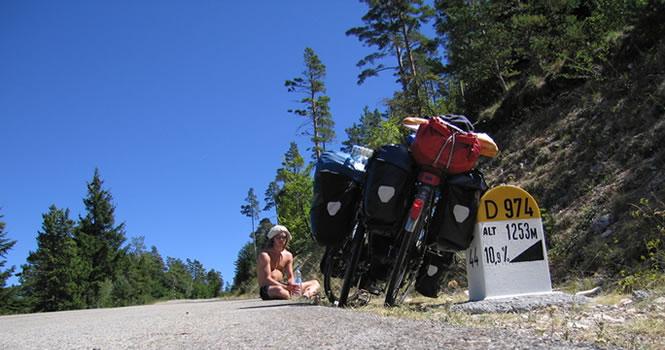 Radtouren in Frankreich