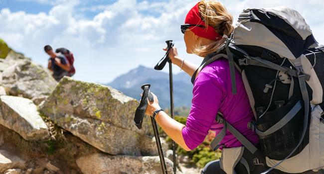 Trekking Tour auf Korsika