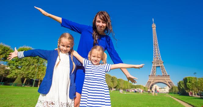 Au-Pair in Paris