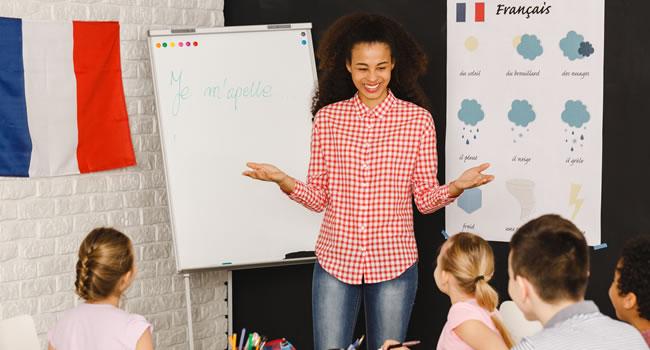 Französisch lernen für Erwachsene